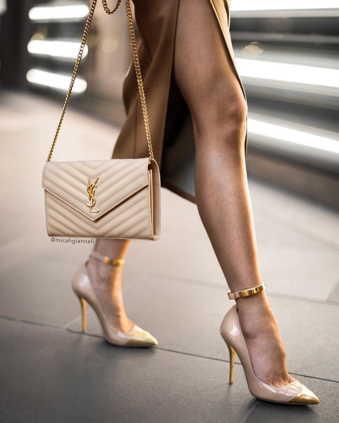Yves Saint Laurent, Fashion accessory