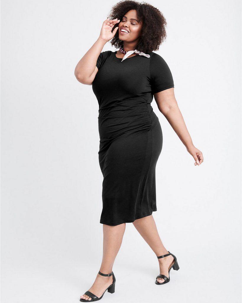 Latest Fashion Trends – fashion model, Little black dress