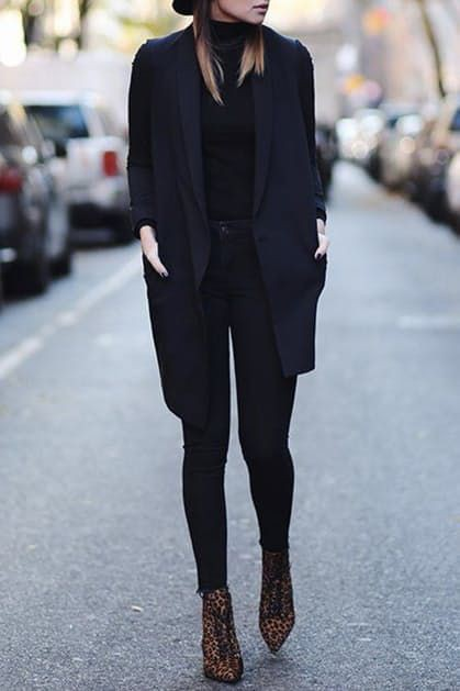 Stylish Work Outfits For Winter, Faryl Robin, Fashion boot