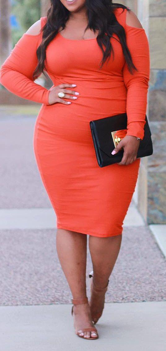 Cool comfy fashion model, Little black dress