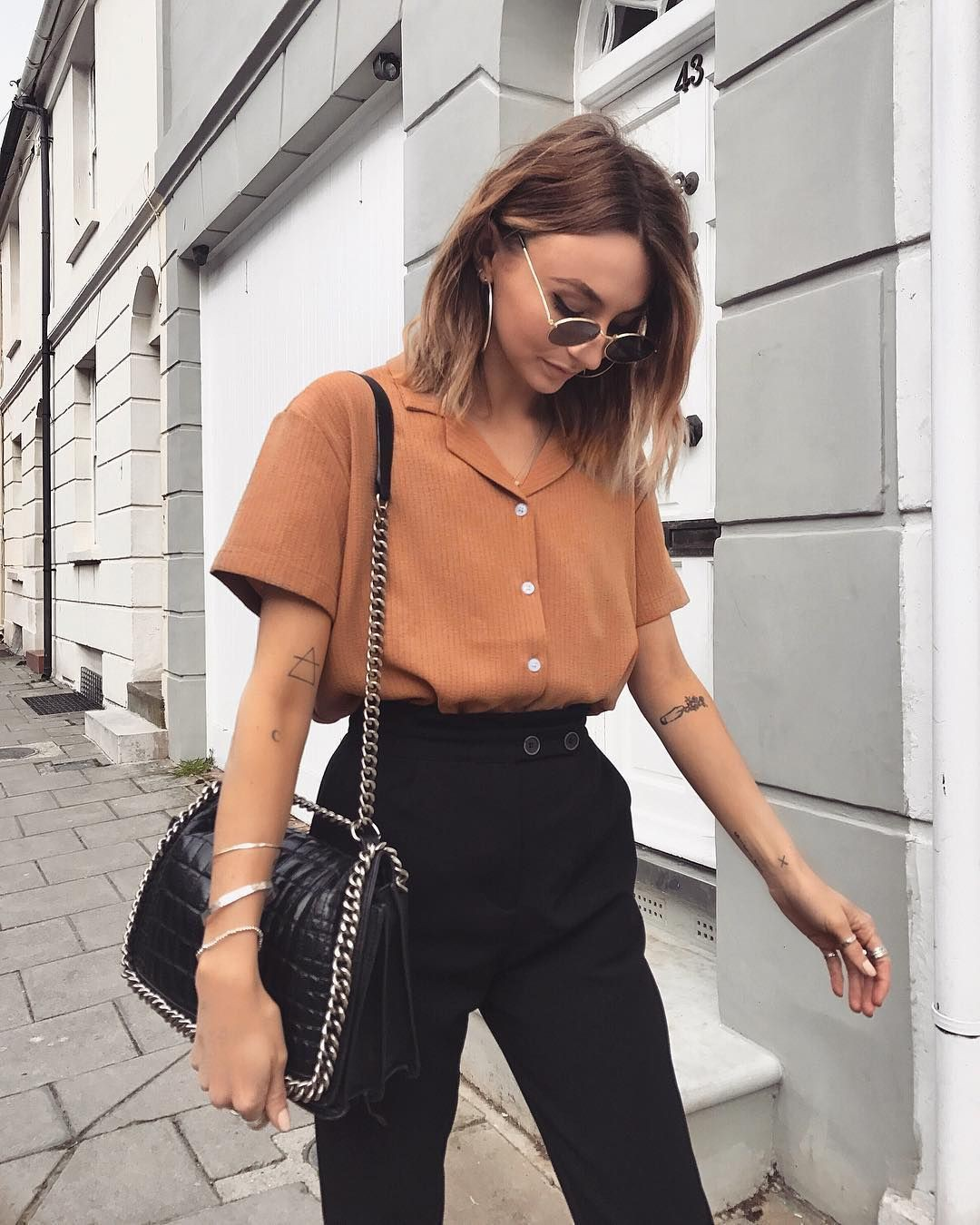Outfit trendy outfits ootd fashion