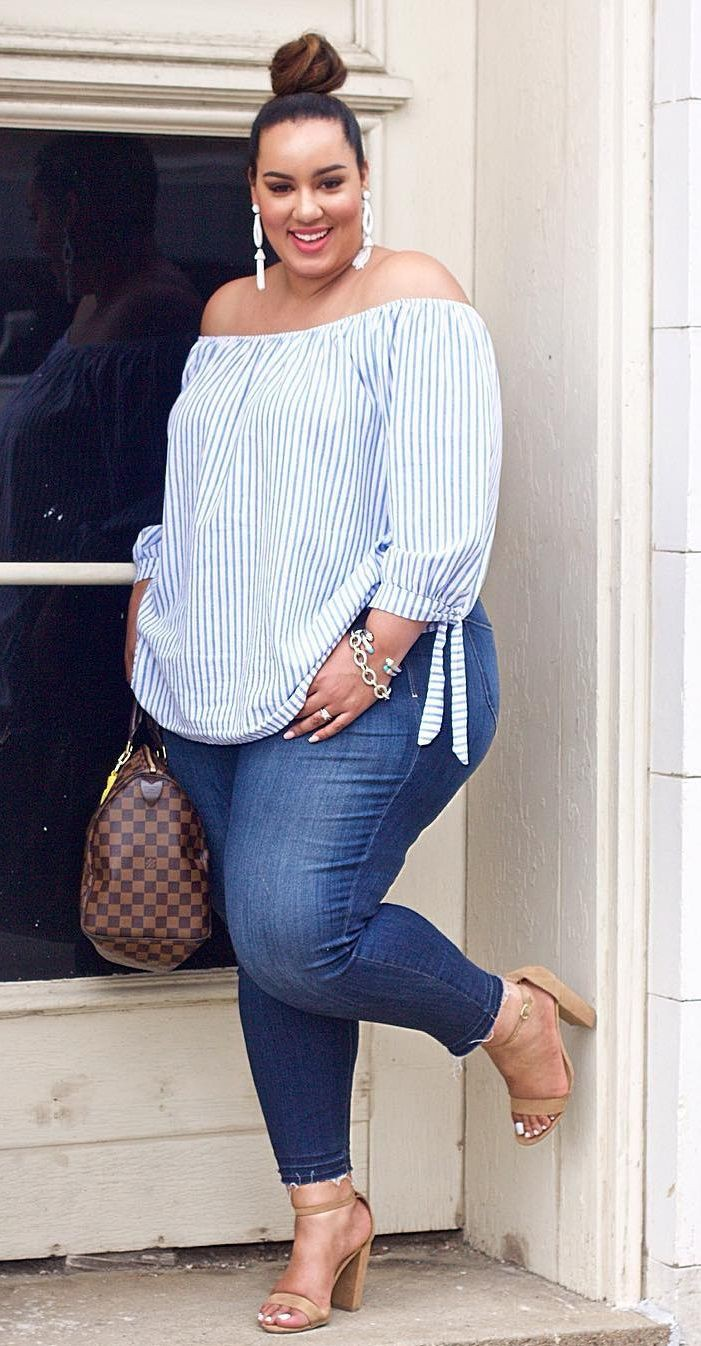 Blonde girls outfit ideas plus size outfits, Plus-size clothing