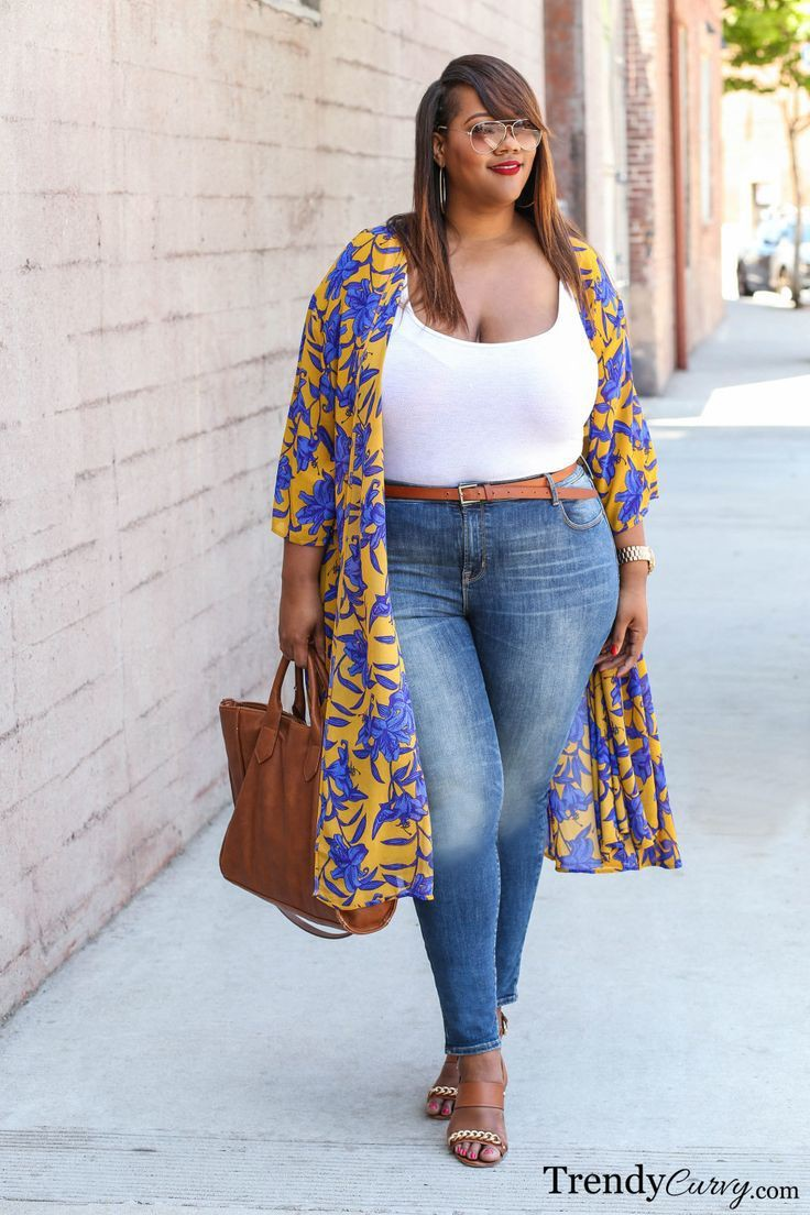 Totally my style!!! plus size outfits, Plus-size clothing