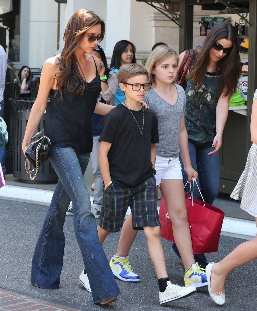 Victoria beckham flare jeans, Victoria Beckham