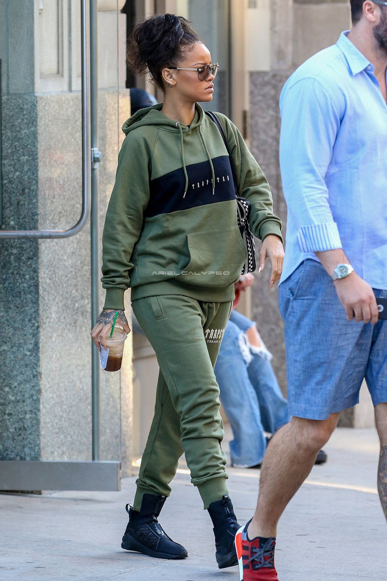Rihanna 23rd august outfit, Casual wear