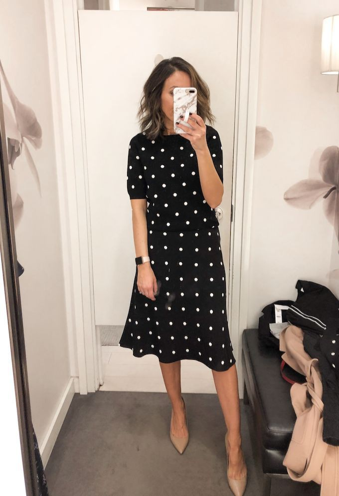 Casual Style For Women, Casual wear, Polka dot