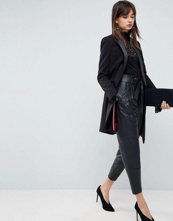 Definitely check these fashion model, Trench coat