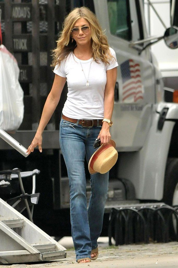 Look into these jennifer aniston style, Jennifer Aniston