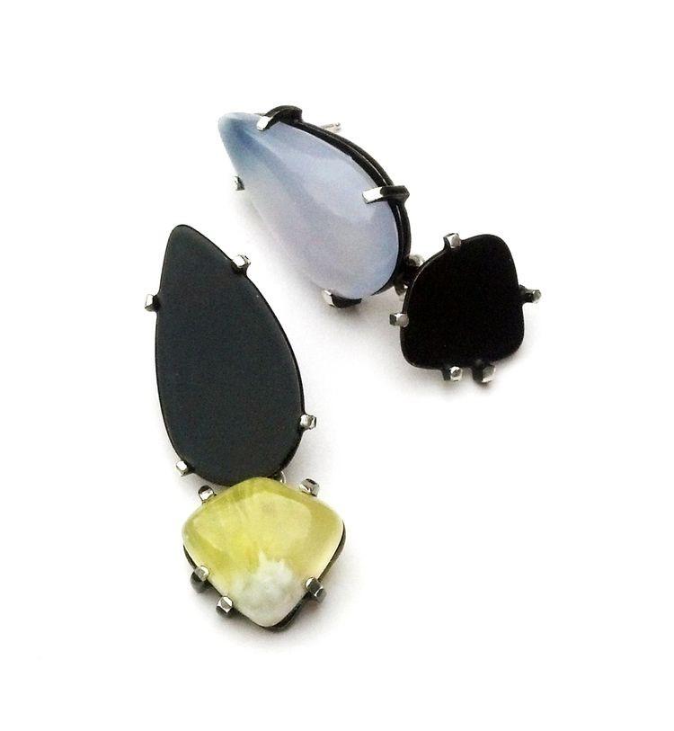 Asymmetrical Earrings Ideas, Product design