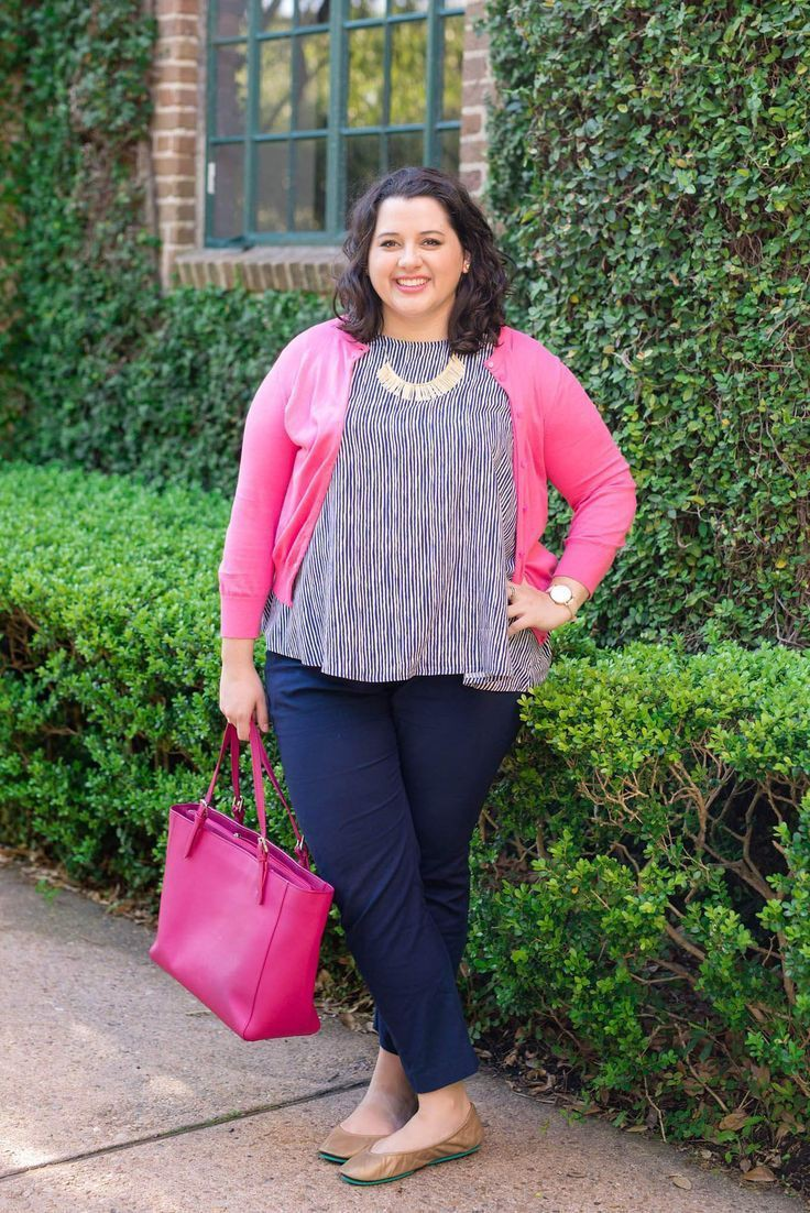 Plus Size Work Outfit, Plus-size clothing, Casual wear