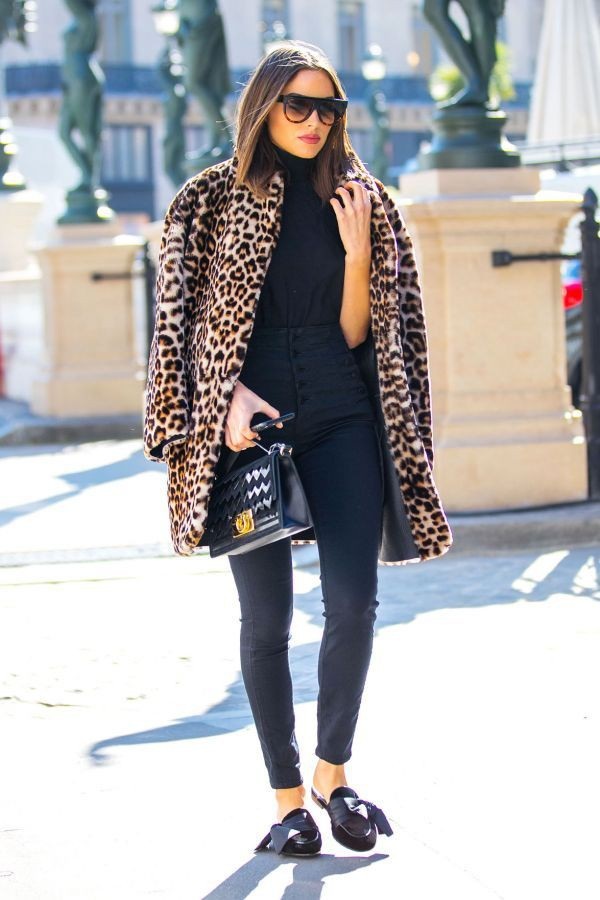 Olivia culpo leopard print, Animal print