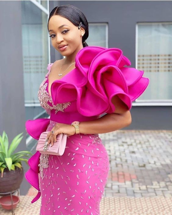 Aso Ebi Styles, African wax prints, Fashion in Nigeria