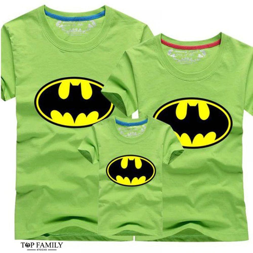 Check my style baju batman keluarga, Family T-Shirt