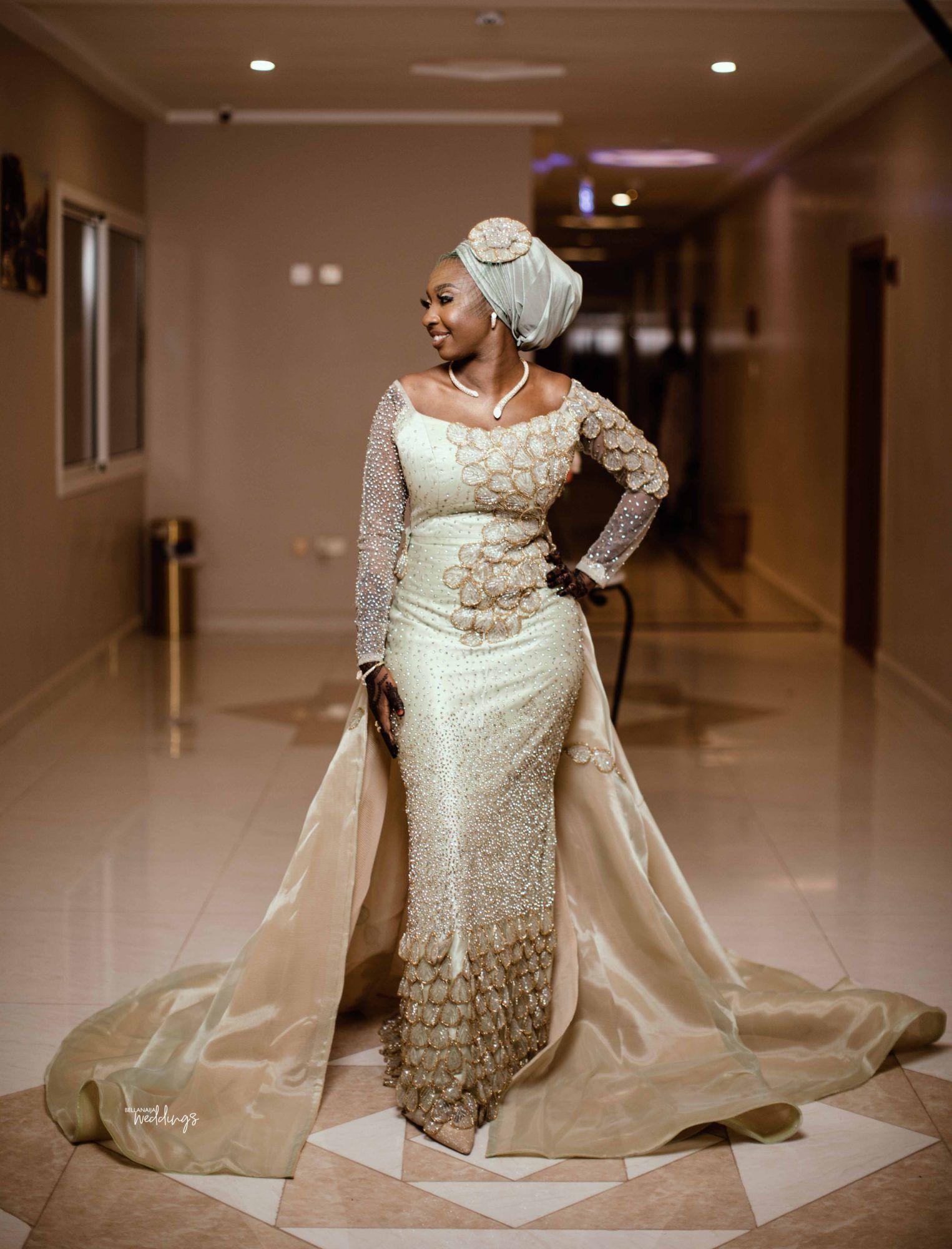 Nigerian Dresses For Nigerian Brides, Wedding reception, Wedding dress