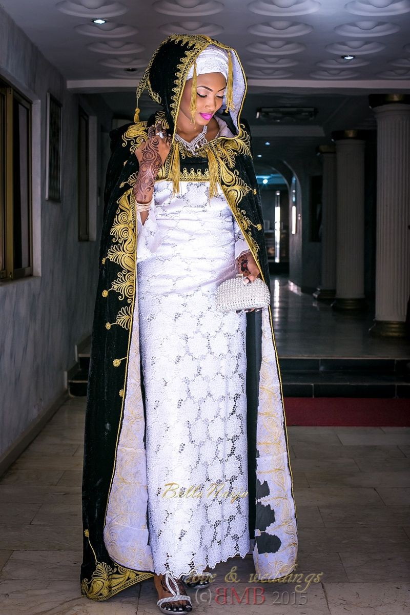 Check out these looks of nigeria muslim wedding, Islamic marital practices