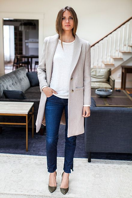 American style women outfit autumn, Winter clothing