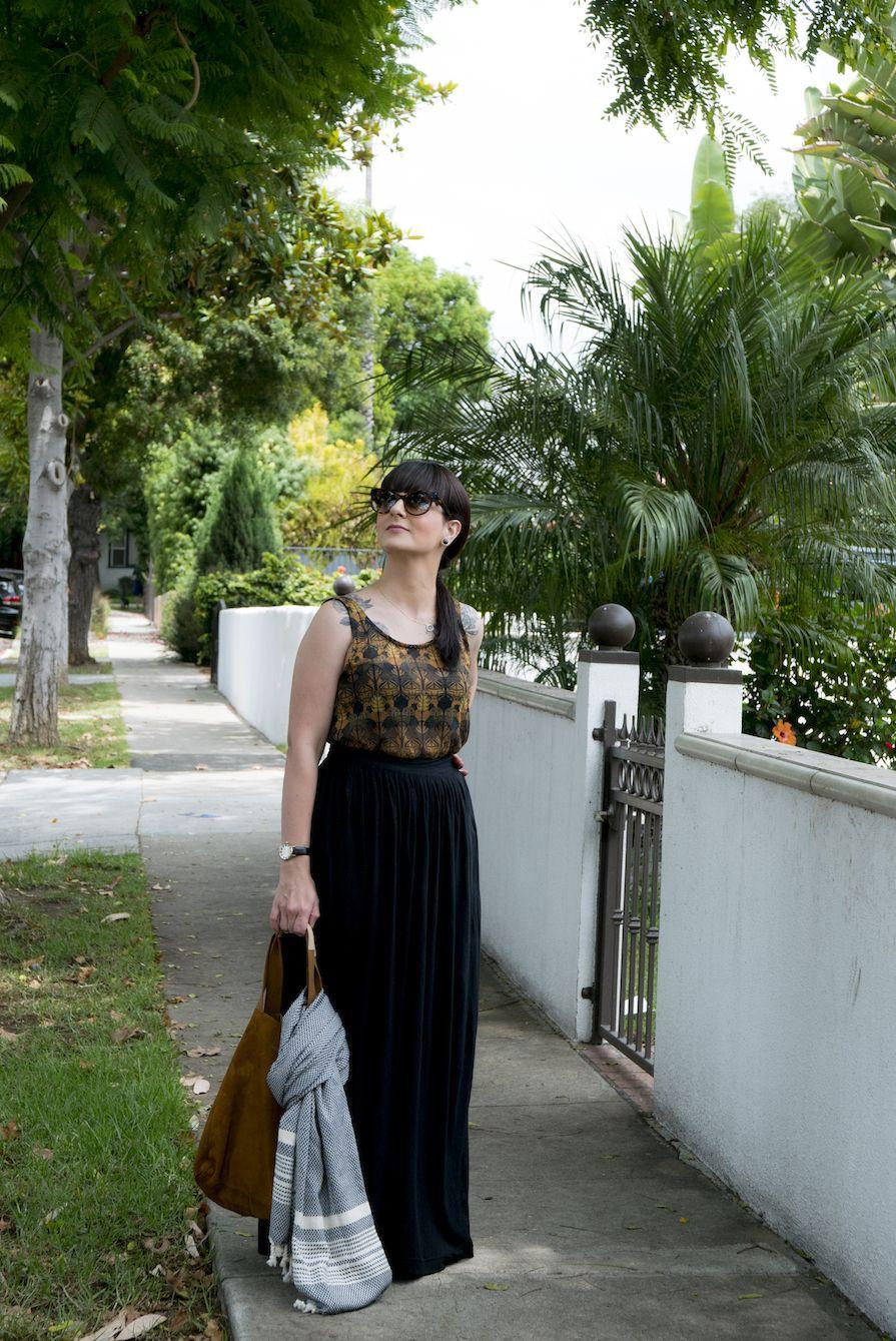 Tops To Wear With Maxi Skirts, Bodyflirt Spitzenrock schwarz, 32/34, Danielle Noce