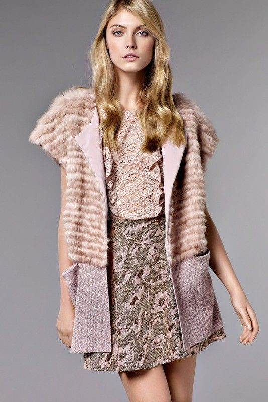 Hooded Coats For Ladies, Szőrme, Fur clothing