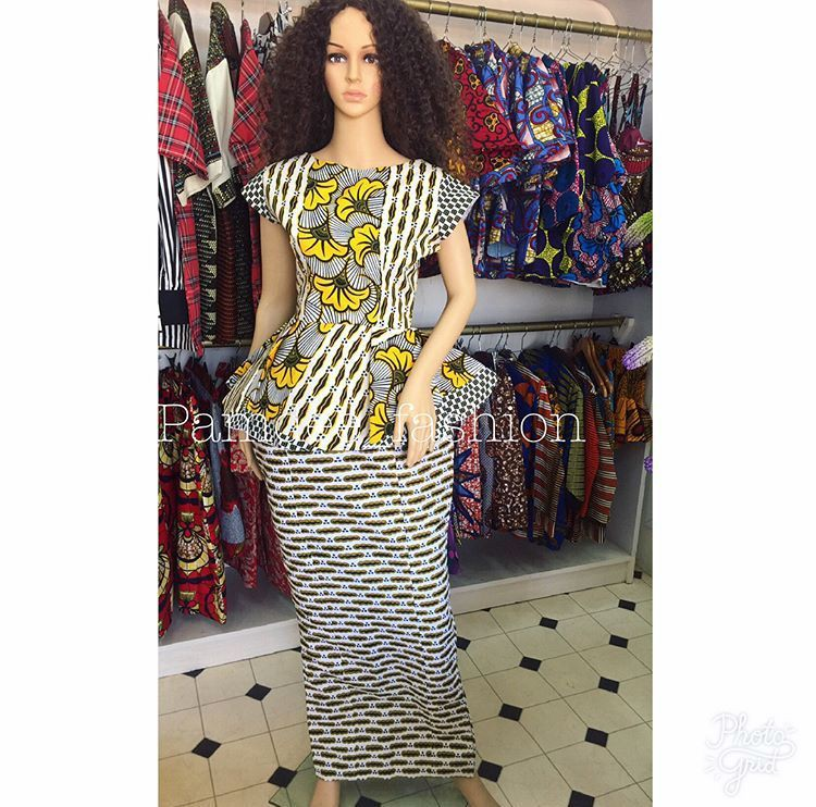 Magnificent tips for fashion model, African wax prints