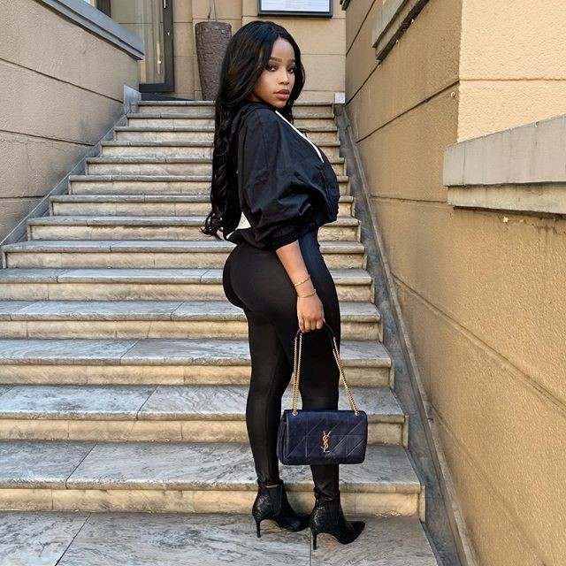 Faith Nketsi Instagram