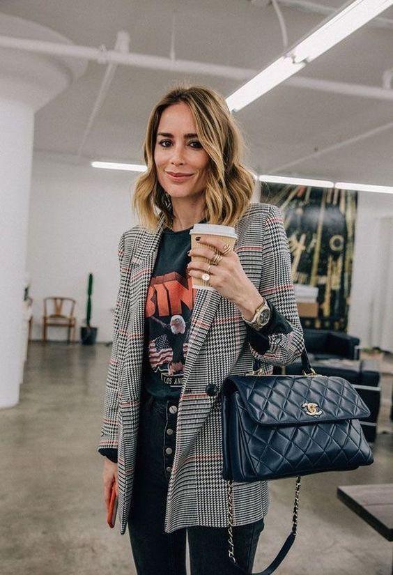 Designers style anine bing blazer