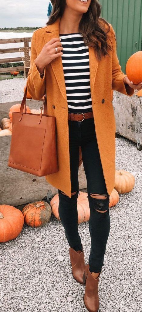 Trendy Fall Outfit Ideas For Women