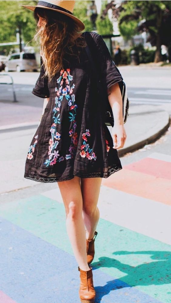 OMG! Nice fashion model, Free People