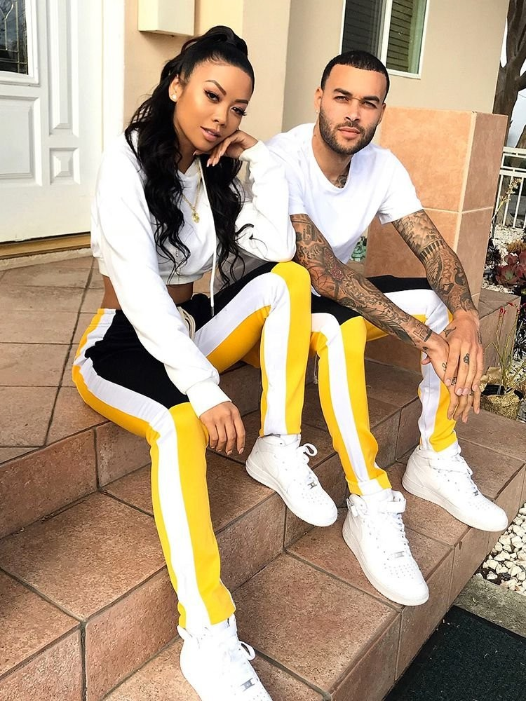 Matching Jordan Outfits For Couples