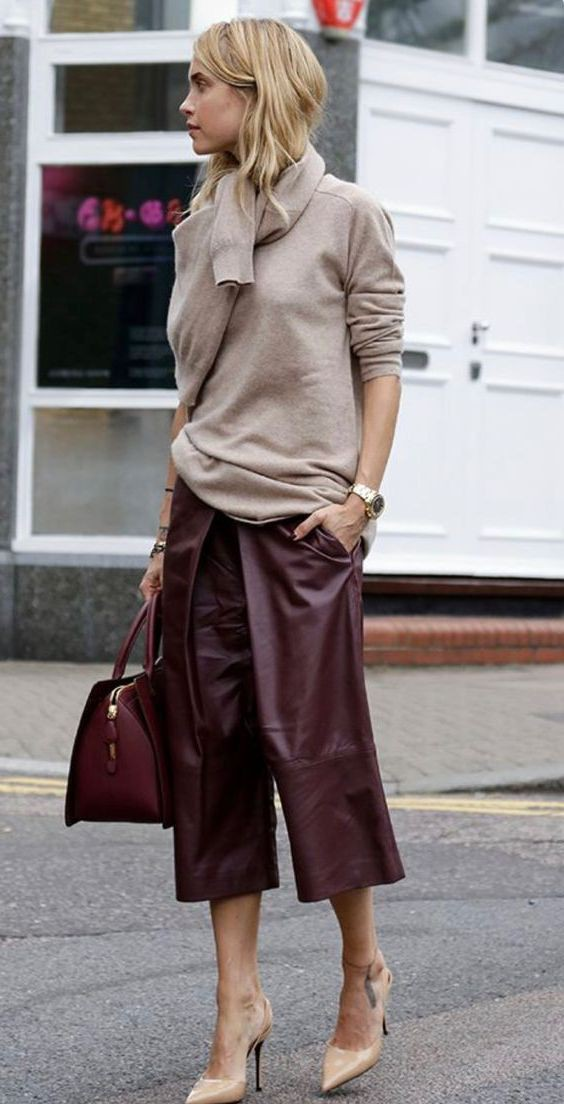 Culottes Outfit Ideas, Harem pants, Palazzo pants