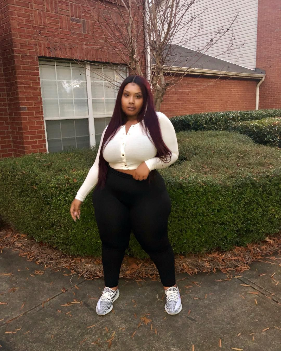Plus size big thick girls