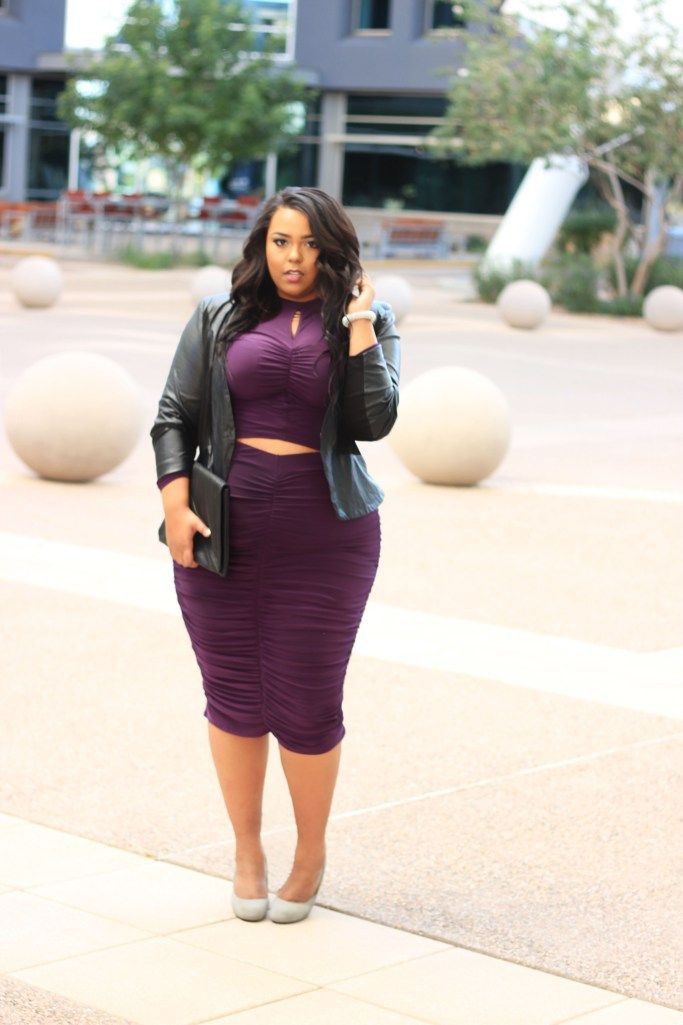 Night out outfits curvy, Plus-size clothing