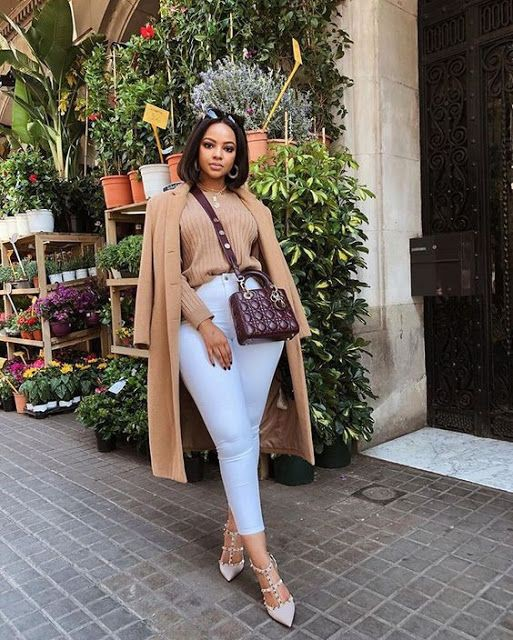 Outfits instagram mihlali ndamase, Casual wear