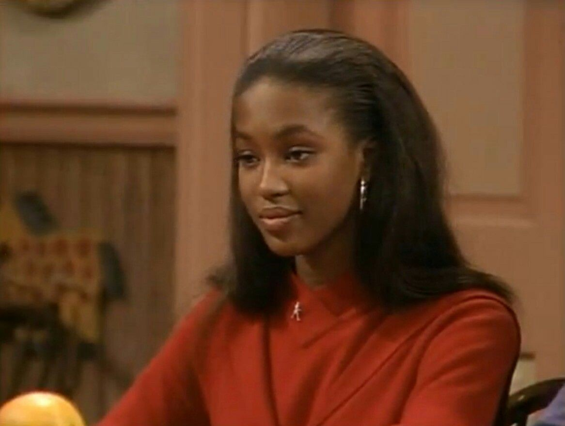 Naomi campbell cosby show