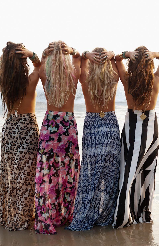 Best must have hippie long skirt, Needle & Thread