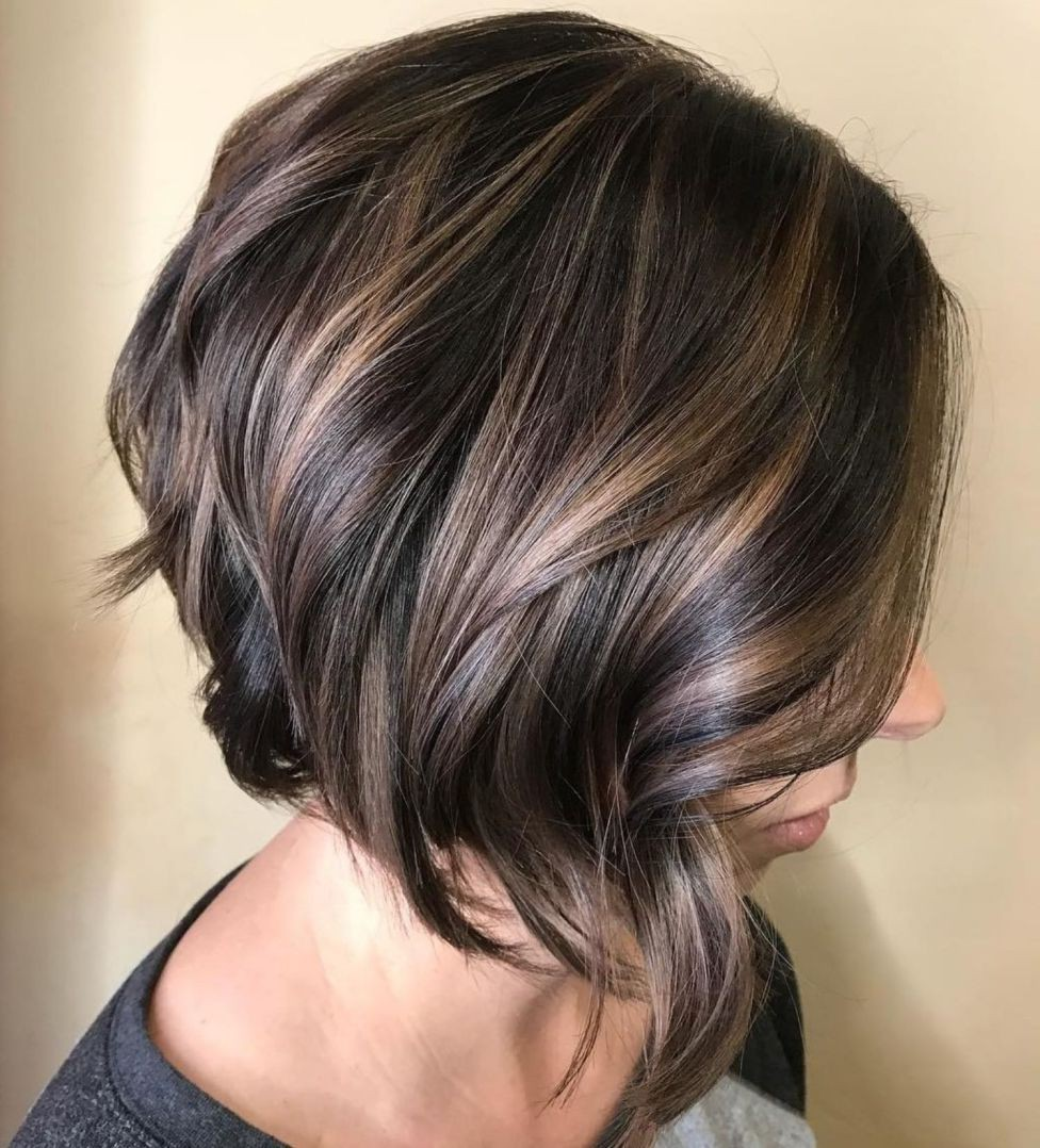 Perfect and daily dose of brunette bob hairstyles, Human ...