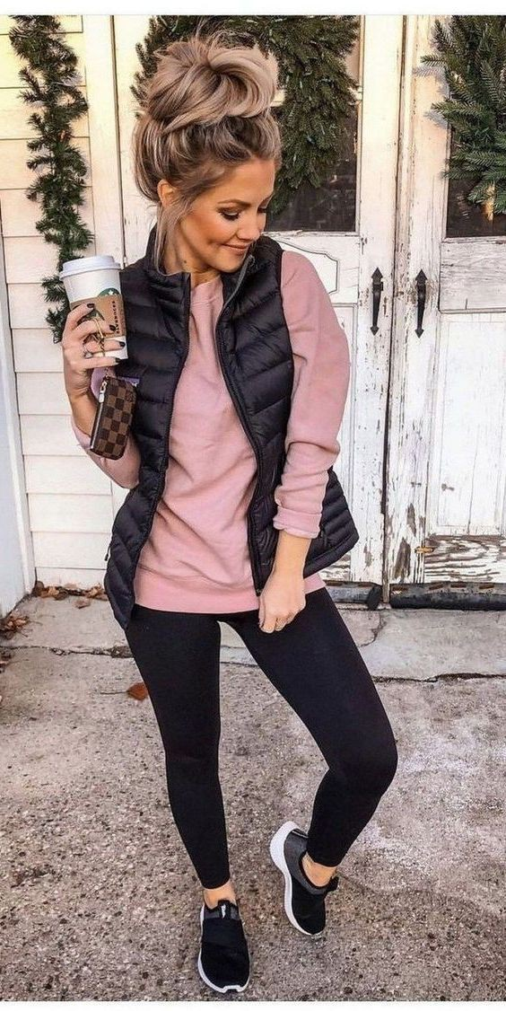 Easy Fall Outfit Ideas For Women