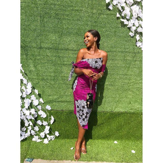 Stylish Ankara Gown Styles, African wax prints