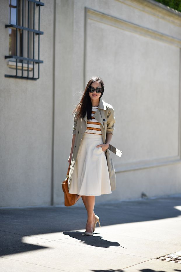 Outfits With White Skirt, Pencil skirt, Casual wear