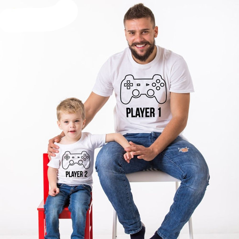 Father baby t shirt, Daddy shirt