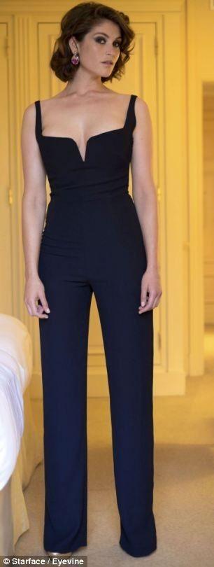 Find out these beautiful gemma arterton jumpsuit, Gemma Arterton