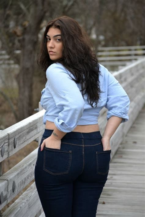 Nadia aboulhosn ass in jeans