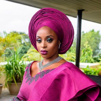 Nigerian Dresses For Nigerian Brides, Human hair color, Hair coloring
