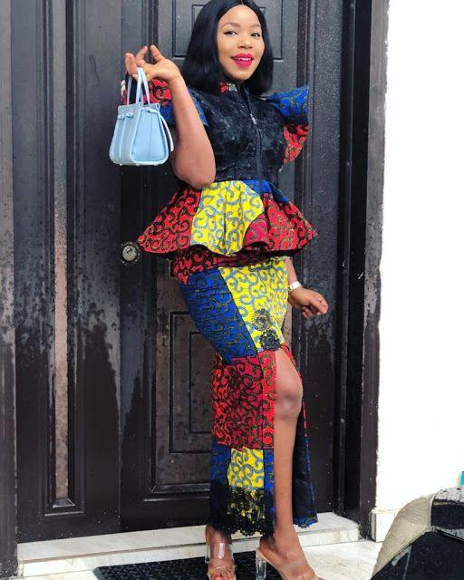 Glamorous ideas for 2020 ankara styles, African wax prints