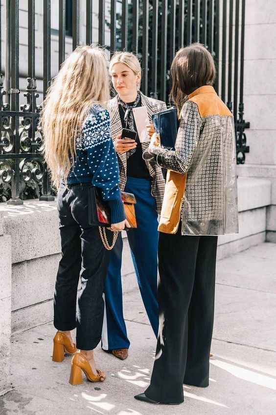 Street Style Outfits For Ladies