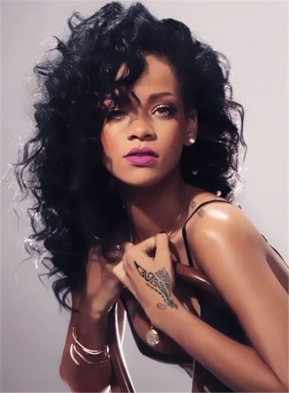 My stylish cool rihanna hairstyles, Artificial hair integrations