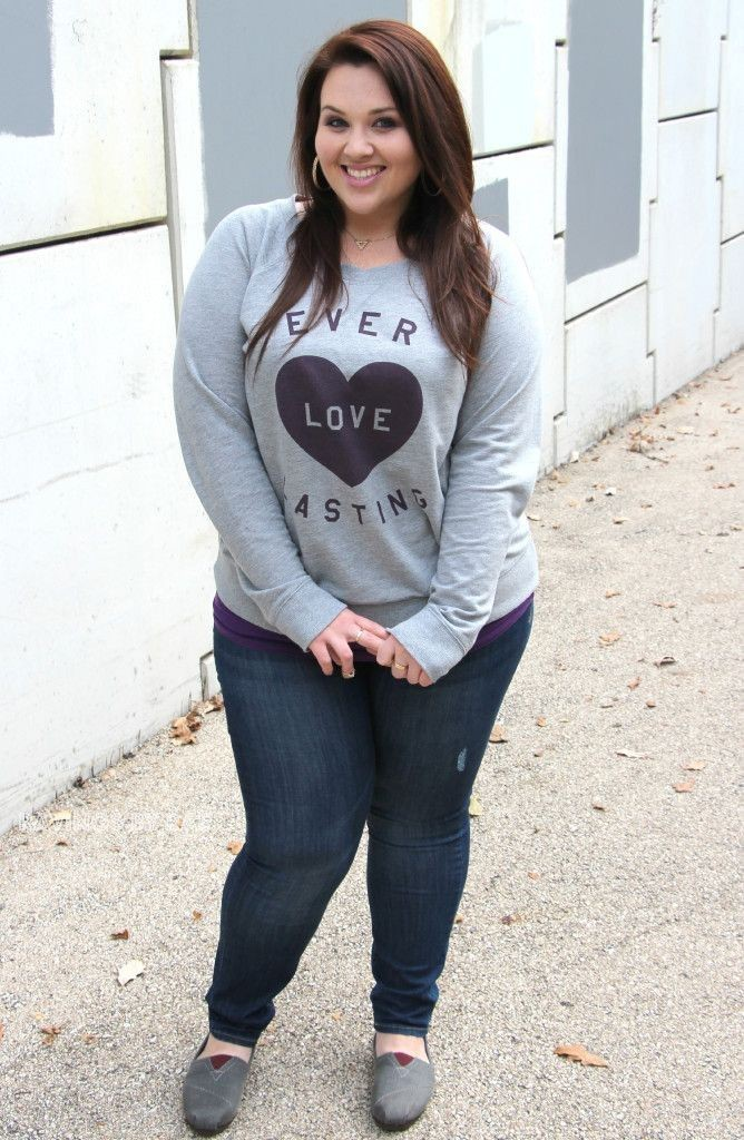 Plus size teenage girl, Plus-size clothing