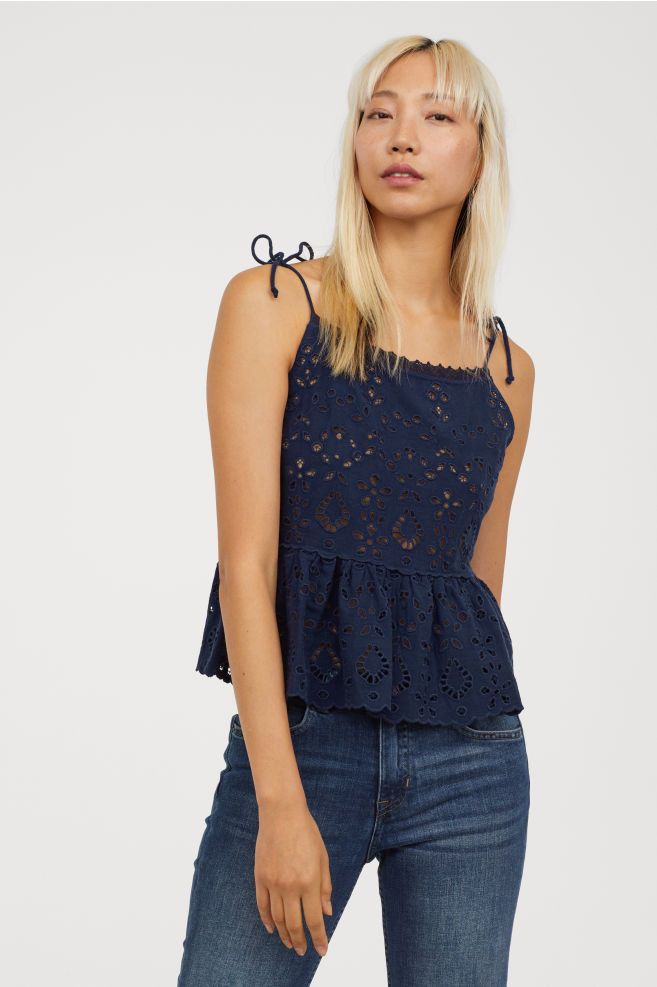 Tank Top Outfits, Online shopping, H&M