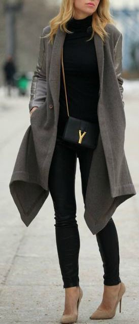 Smart casual for woman winter