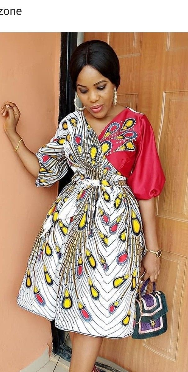 Latest short ankara gown styles 2019