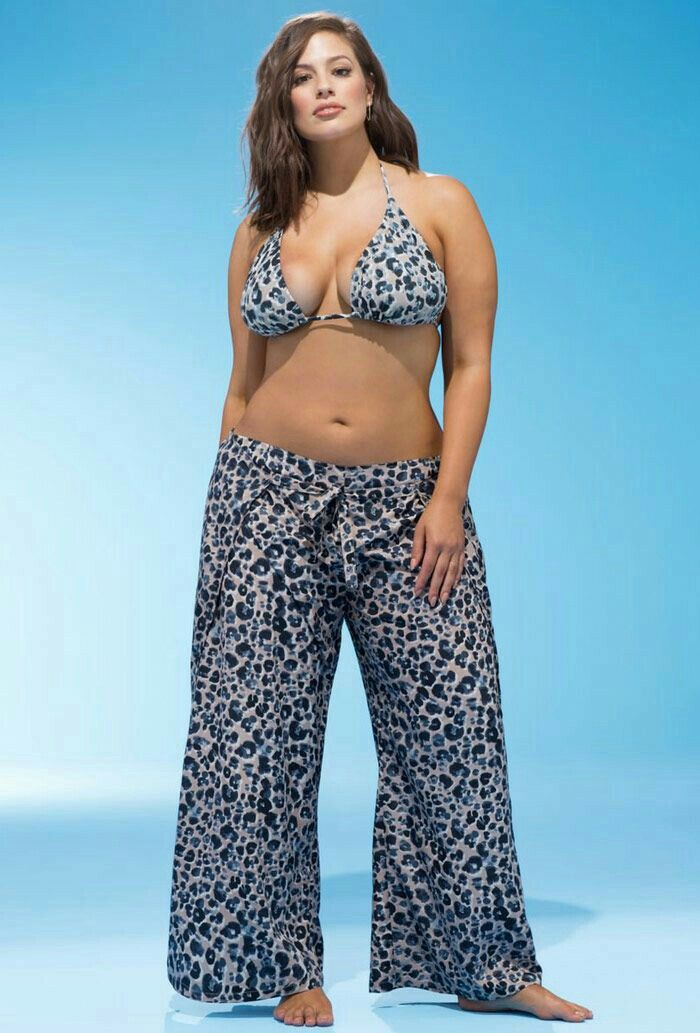 Ashley graham pant size